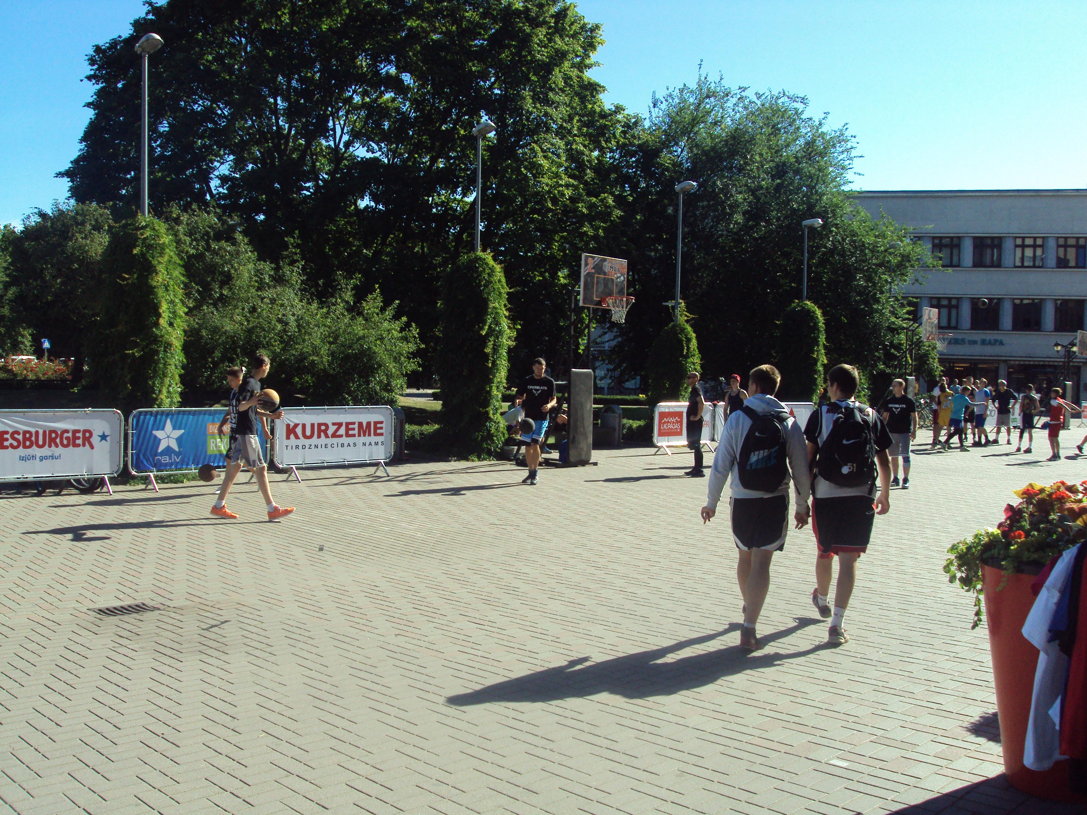 """""""Bruģa Bumba 2015"""" turnīrs noslēdzies 15.08.2015."""