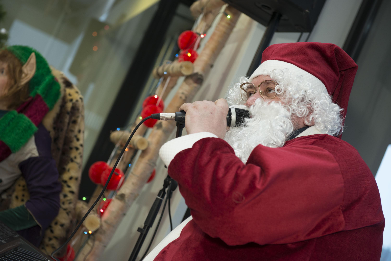"""Cirka izrāde """"Kā rūķi Ziemassvētkus svinēja!"""" 19.12.15."""